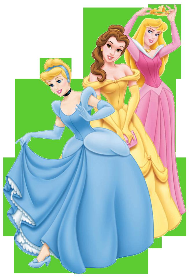 Disney princesses clipart - Images princesse ...