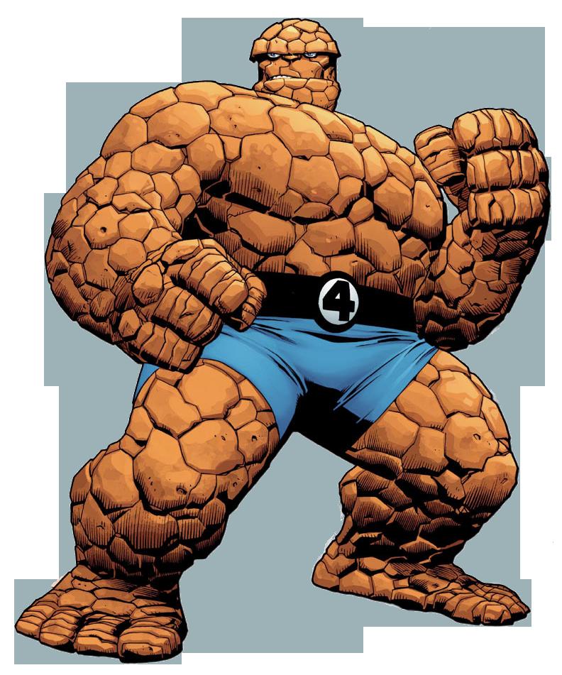 Fantastic Four Clip Art