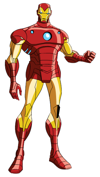 Iron man animated avengers - photo#6