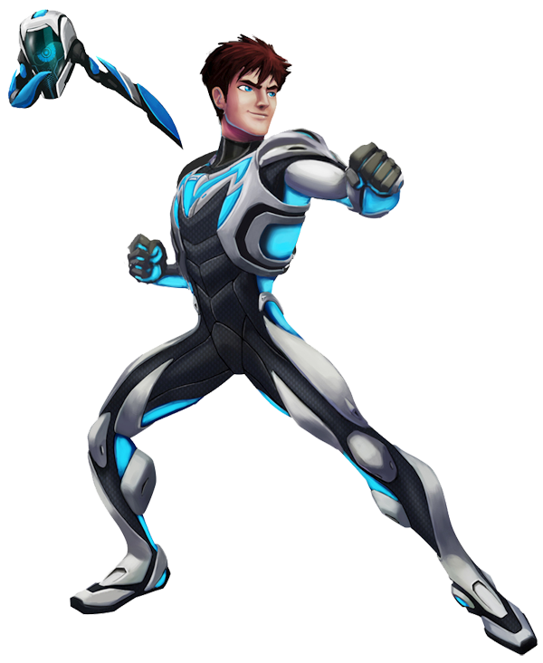 Max Steel Clipart