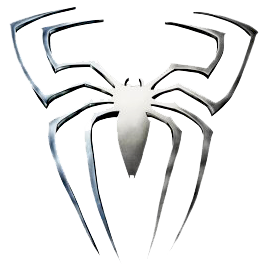 Chrome Spider-Man Icon