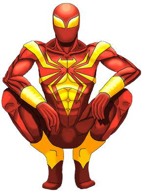 Iron Spider Sit