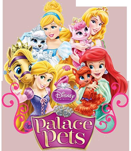 Palace Pets Clipart