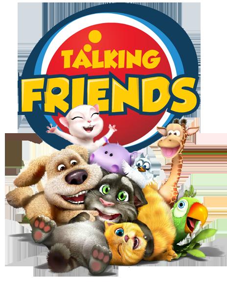 talking frends