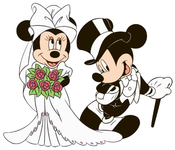 clipart clipart library mickey s pals black n white disney friends ...
