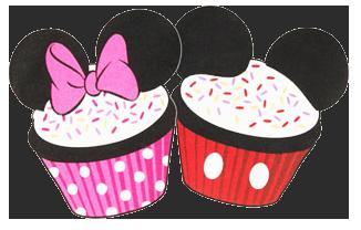 Mickey & Minnie Clipart
