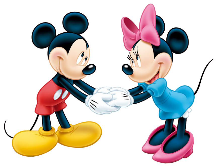 mickey   minnie clipart woodland friends free clipart thomas and friends clipart free