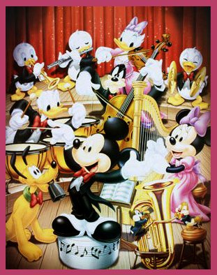 Mickey Amp Pals Clipart