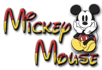 Chef/Baker Mickey Mouse Clipart