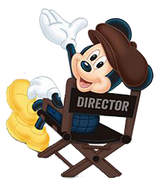 Mickey Mouse Occupations Clipart