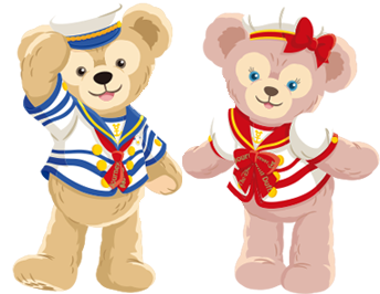 Duffy The Bear Clipart