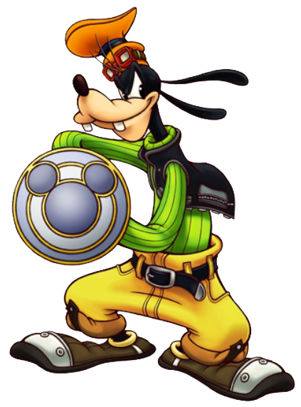 Goofy Kingdom Hearts Clipart