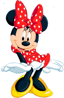 Page 1 page 2 back to mickey s clipart clipart library mickey s pals - Minnie Mouse Clipart