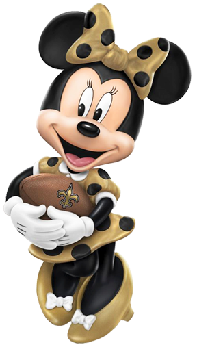 Minnie Mouse Sports Clipart