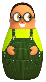 Higglytown Heroes Clipart