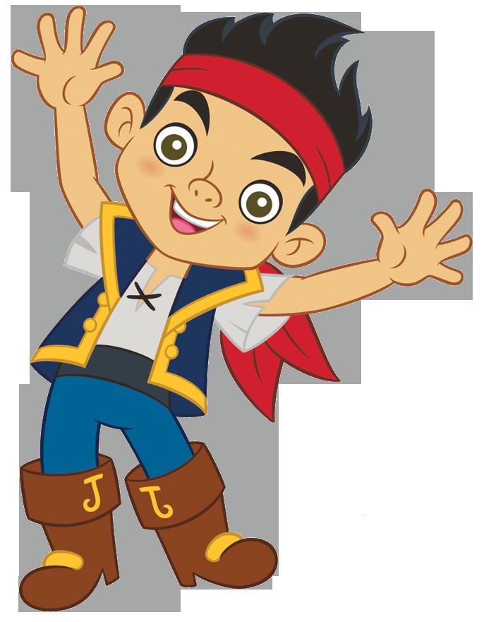 Jake the never land pirates clipart for Yei y los piratas de nunca jamas
