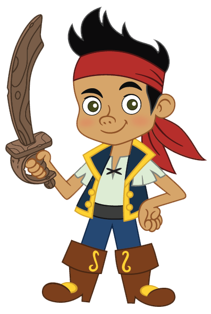 Argh welcome to the crew of jake and the never land pirates