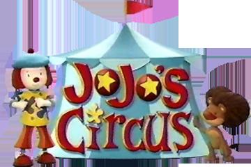 JoJo's Circus Clipart