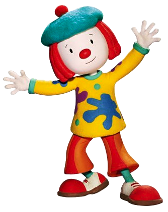 Jojo s circus clipart