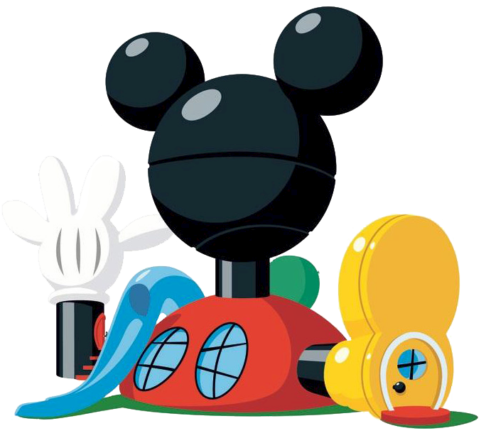 mickey mouse clubhouse clipart free - photo #1